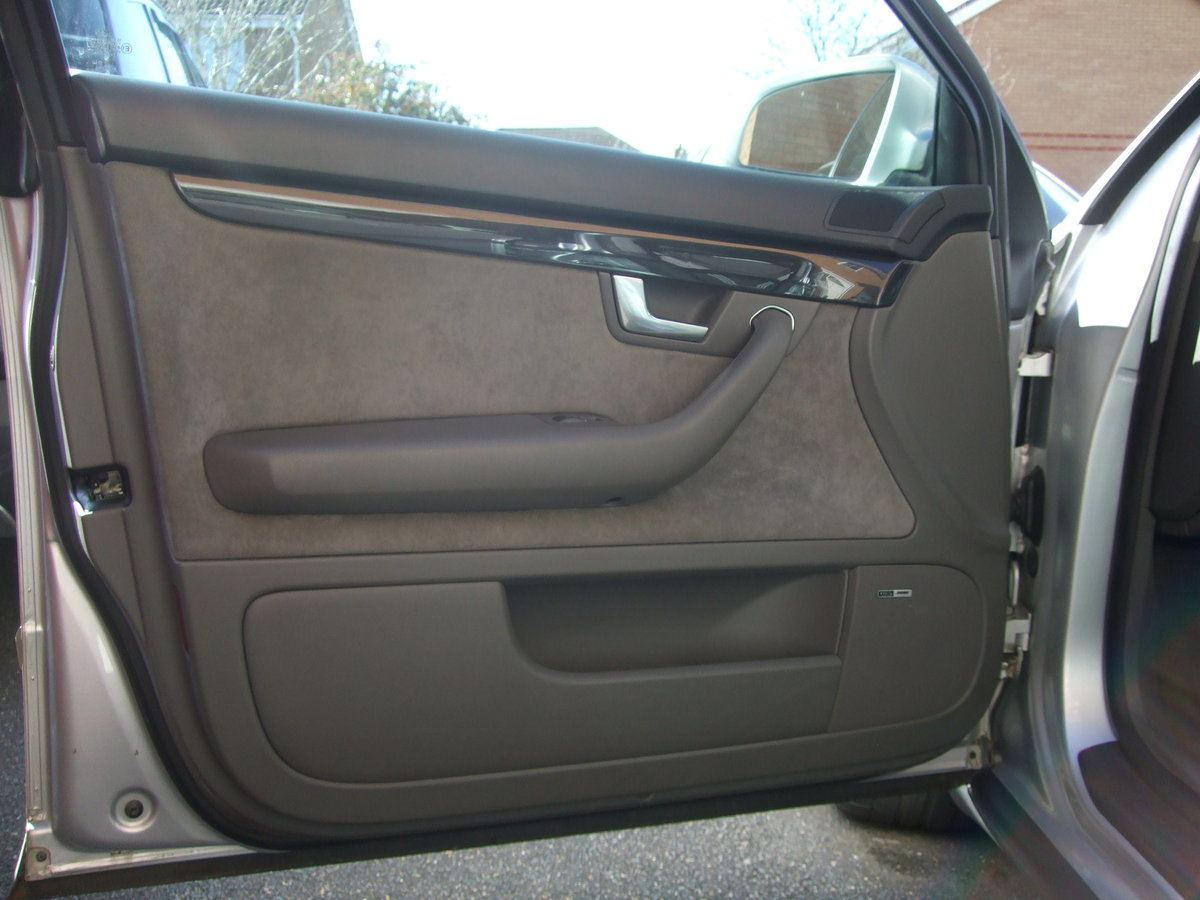 Audi A4 Avant 2002 - Trailer away only For Sale (picture 6 of 6)
