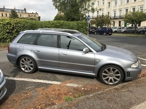 2001 Audi RS4 Avant For Sale by Auction