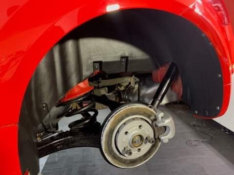 2003 Audi TT 225 quattro Misano red immaculate car 49k For Sale (picture 3 of 6)