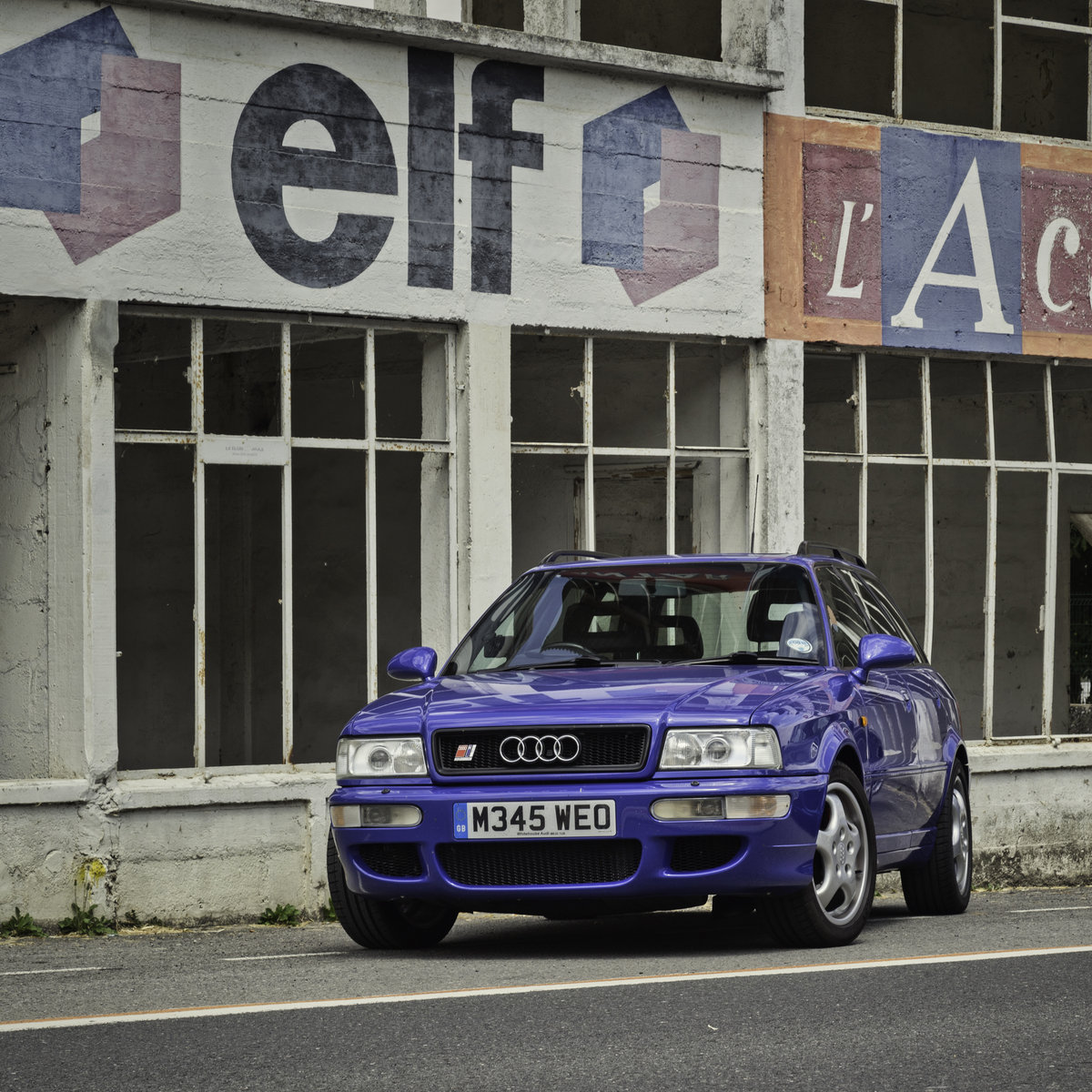 1994 Audi/Porsche RS2 In Mint Condition SOLD