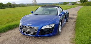 2010 FULL AUDI SERVICE HISTORY - MANUAL - SEPANG BLUE - SUPERB For Sale