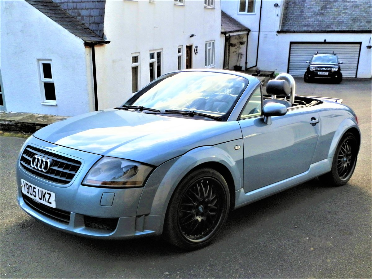 2005 Audi TT V6 Quattro Convertible For Sale (picture 4 of 6)