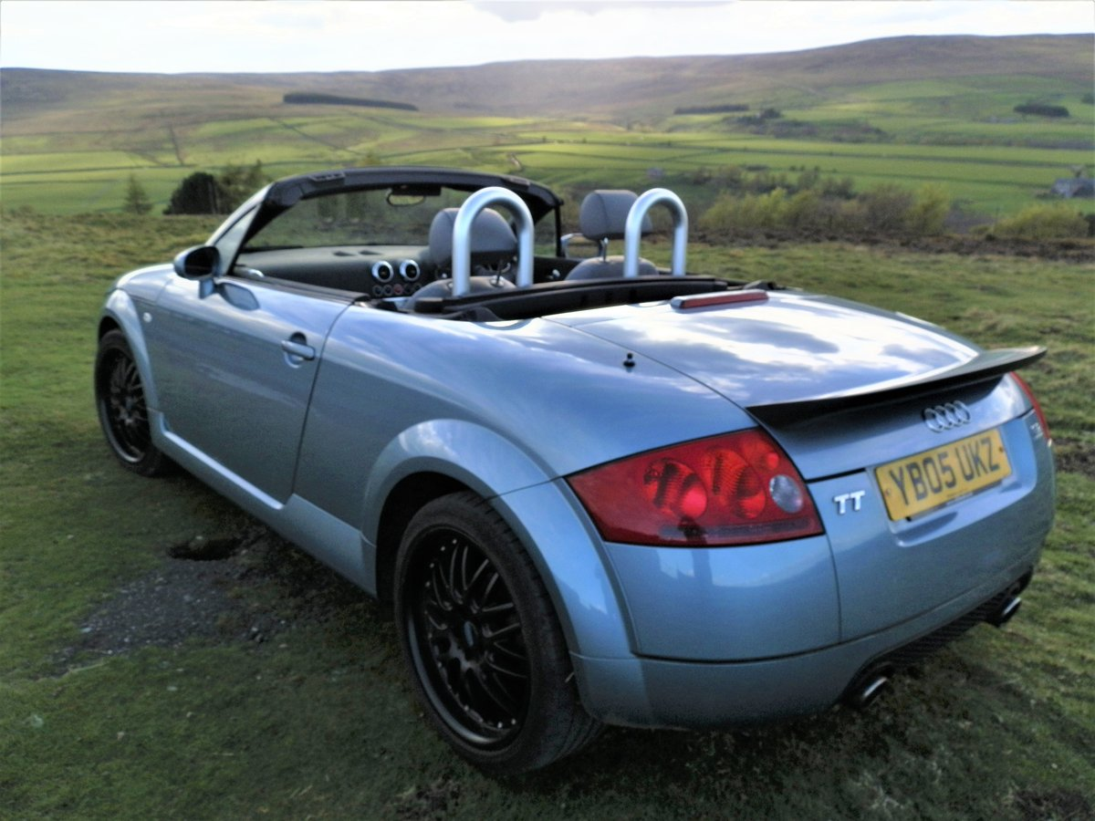 2005 Audi TT V6 Quattro Convertible For Sale (picture 5 of 6)