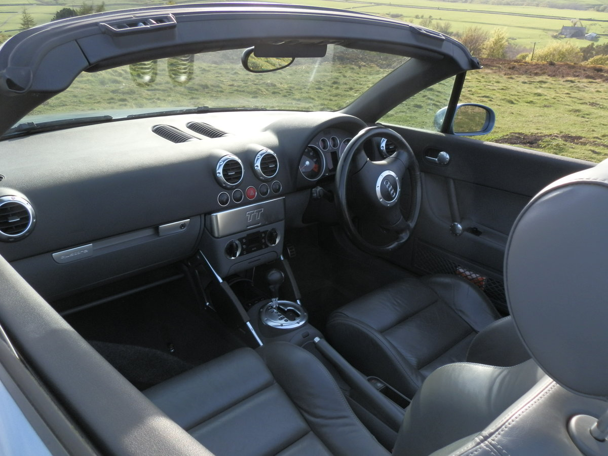 2005 Audi TT V6 Quattro Convertible For Sale (picture 6 of 6)