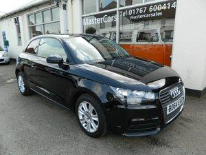 Picture of 2014/64 Audi A1 1.6TDi SE 3dr Black, 41996 mls Zero RFL FSH SOLD