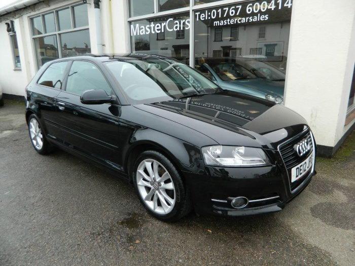 2012/12 Audi A3 1.4TFSi Sport 3dr 33857 miles FSH  For Sale (picture 1 of 6)