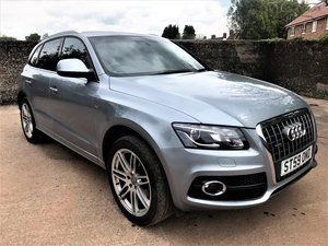 Picture of 2010 Audi Q5 2.0TDi S-line Special Edition Quattro S-tronic SOLD