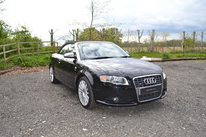 2007 Audi S4 Cabriolet RHD For Sale