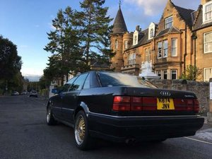1992 Audi V8 Auto LHD at Morris Leslie Auction 25th May For Sale by Auction