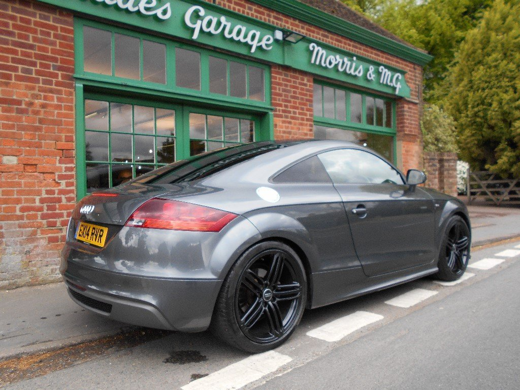 2014 Audi TT Black Edition  For Sale (picture 3 of 4)