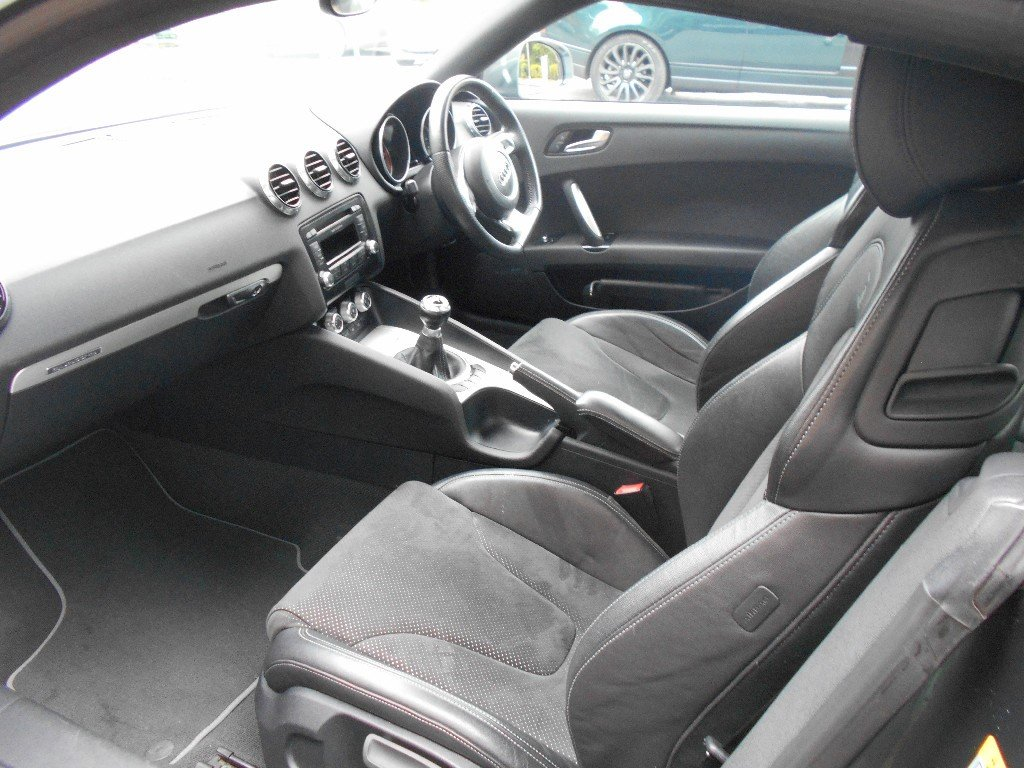 2014 Audi TT Black Edition  SOLD (picture 4 of 4)