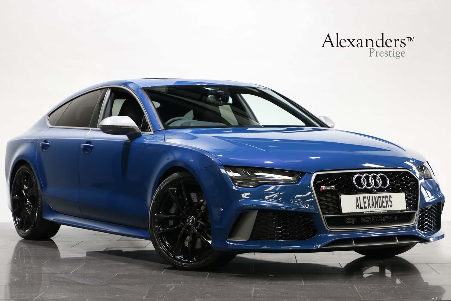 2016 66 AUDI RS7 PERFORMANCE SPORTBACK 4.0 TFSI QUATTRO S TRONIC For Sale (picture 1 of 6)
