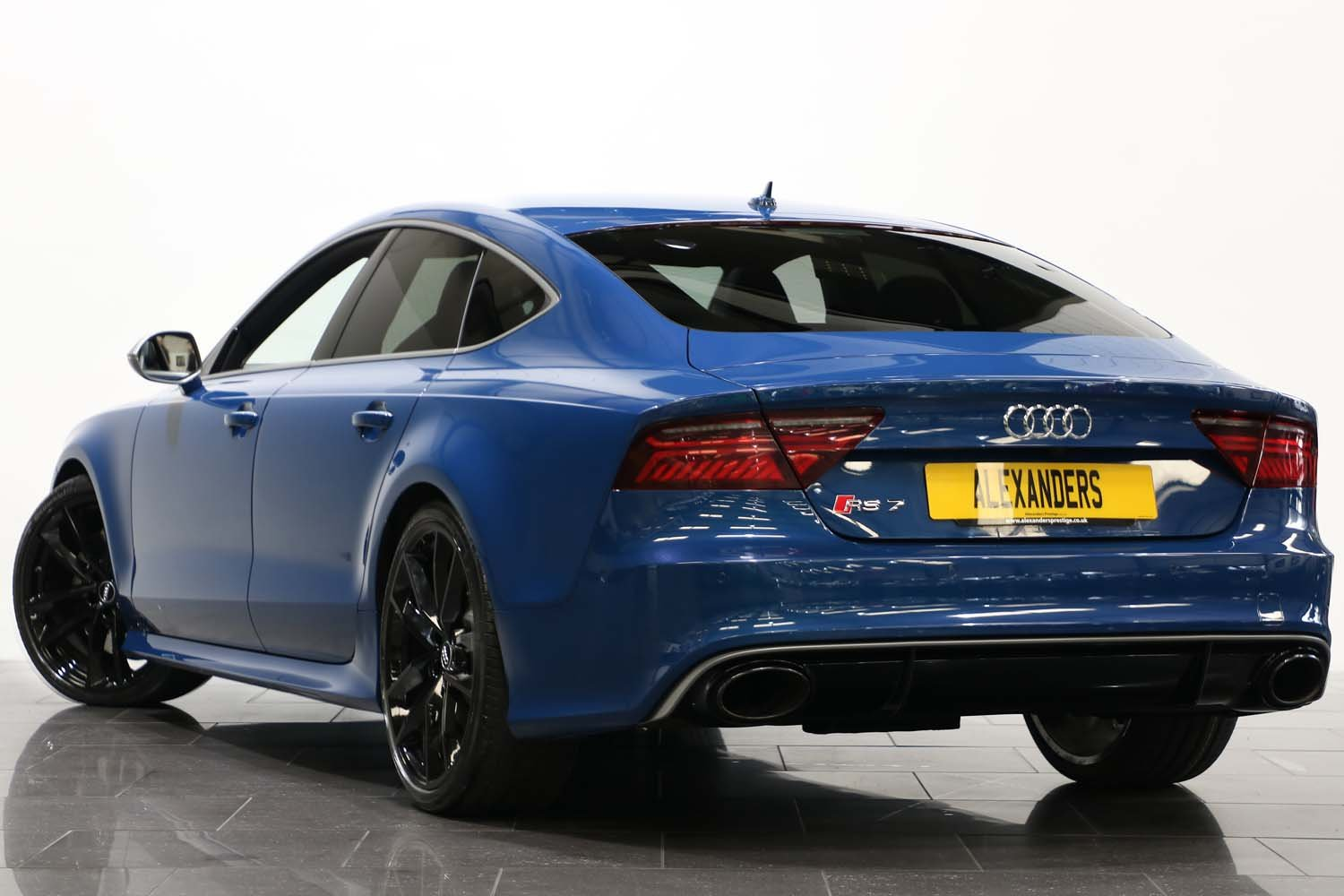 2016 66 AUDI RS7 PERFORMANCE SPORTBACK 4.0 TFSI QUATTRO S TRONIC For Sale (picture 2 of 6)