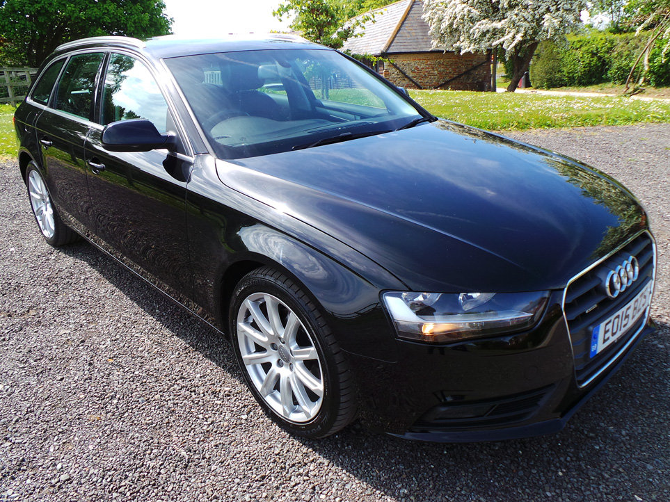 2015 Audi A4 Avant 2.0 TDi 177 BHP Technik quattro For Sale (picture 1 of 6)