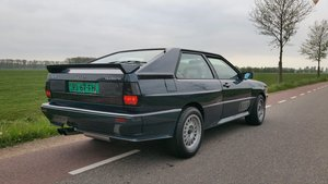 1989 Audi Ur Quattro 2.1 Turbo MB motor For Sale