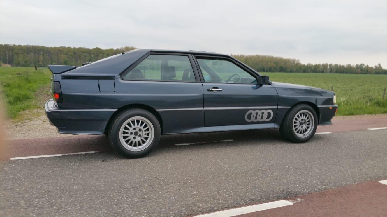 1989 Audi Ur Quattro 2.1 Turbo MB motor For Sale (picture 4 of 6)