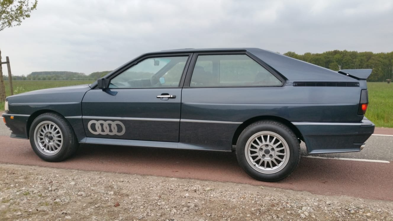 1989 Audi Ur Quattro 2.1 Turbo MB motor For Sale (picture 5 of 6)