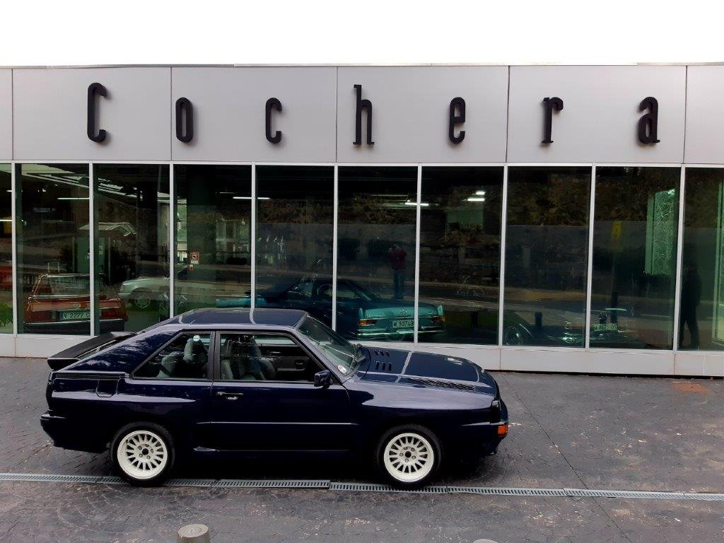 Audi Sport Quattro >> Audi Sport Quattro Ex David Sutton Collection For Sale Car And Classic