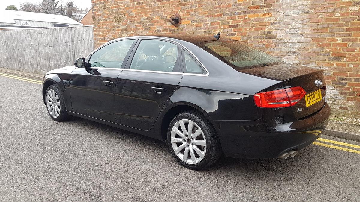 2009 (59) Audi A4 2.0 TDI SE Auto 99,000 miles FSH For Sale (picture 3 of 6)