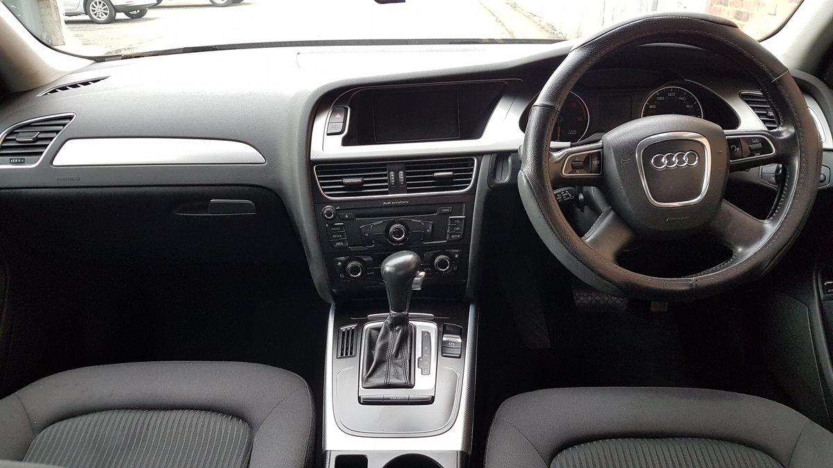 2009 (59) Audi A4 2.0 TDI SE Auto 99,000 miles FSH For Sale (picture 6 of 6)