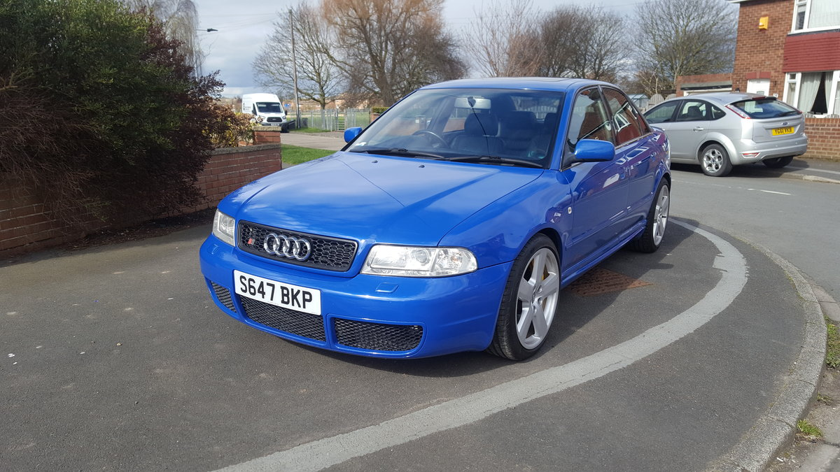 1999 AUDI S4 B5 For Sale (picture 1 of 6)