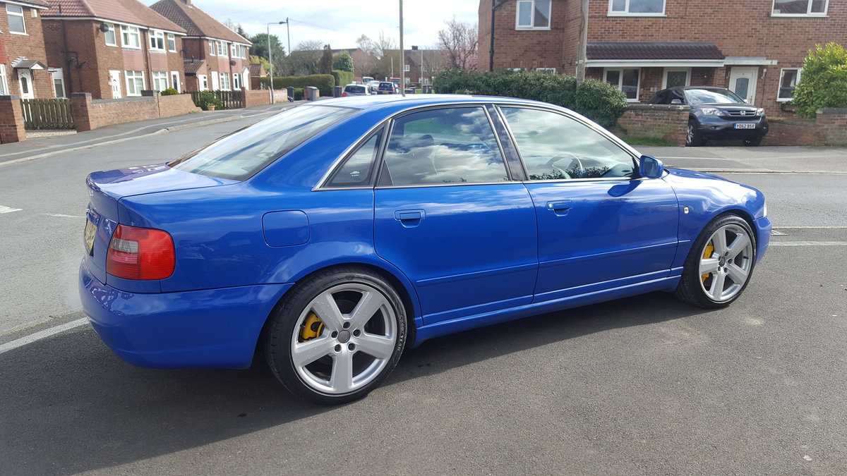 1999 AUDI S4 B5 For Sale (picture 2 of 6)