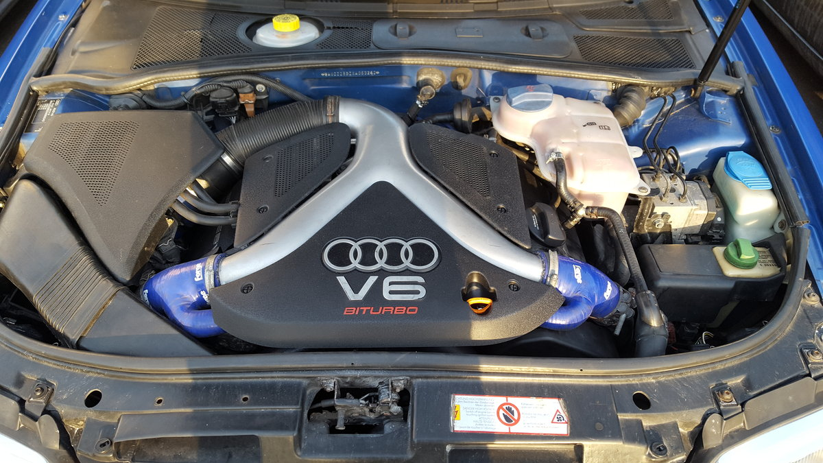 1999 AUDI S4 B5 For Sale (picture 4 of 6)