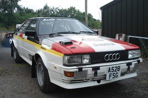 1984 Audi quattro rally car ur For Sale