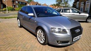 2006 Audi a3, S line auto DSG, 3 door For Sale