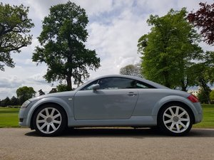 2002 Super rare aviation grey Audi TT 1.8T Quattro