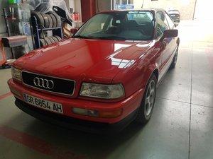 1995 Audi Coupe Coupé 2.6. A.A. only 2.600km!!!!!!!!!!!!!!!!!!!