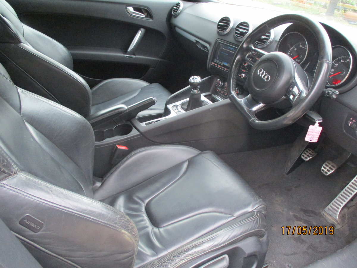 SMART TT 2007 REG O7 PLATE GOS GREAT POWERED HOOD LEATHER   For Sale (picture 5 of 6)