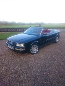Audi 80 Cabriolet 2.6 1999