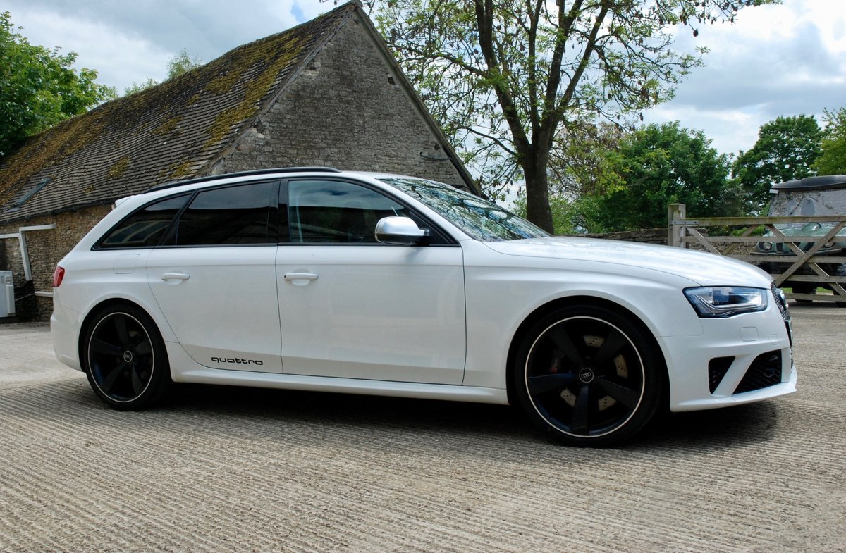 2015 AUDI RS4 4.2 V8 FSI AVANT  For Sale (picture 1 of 6)