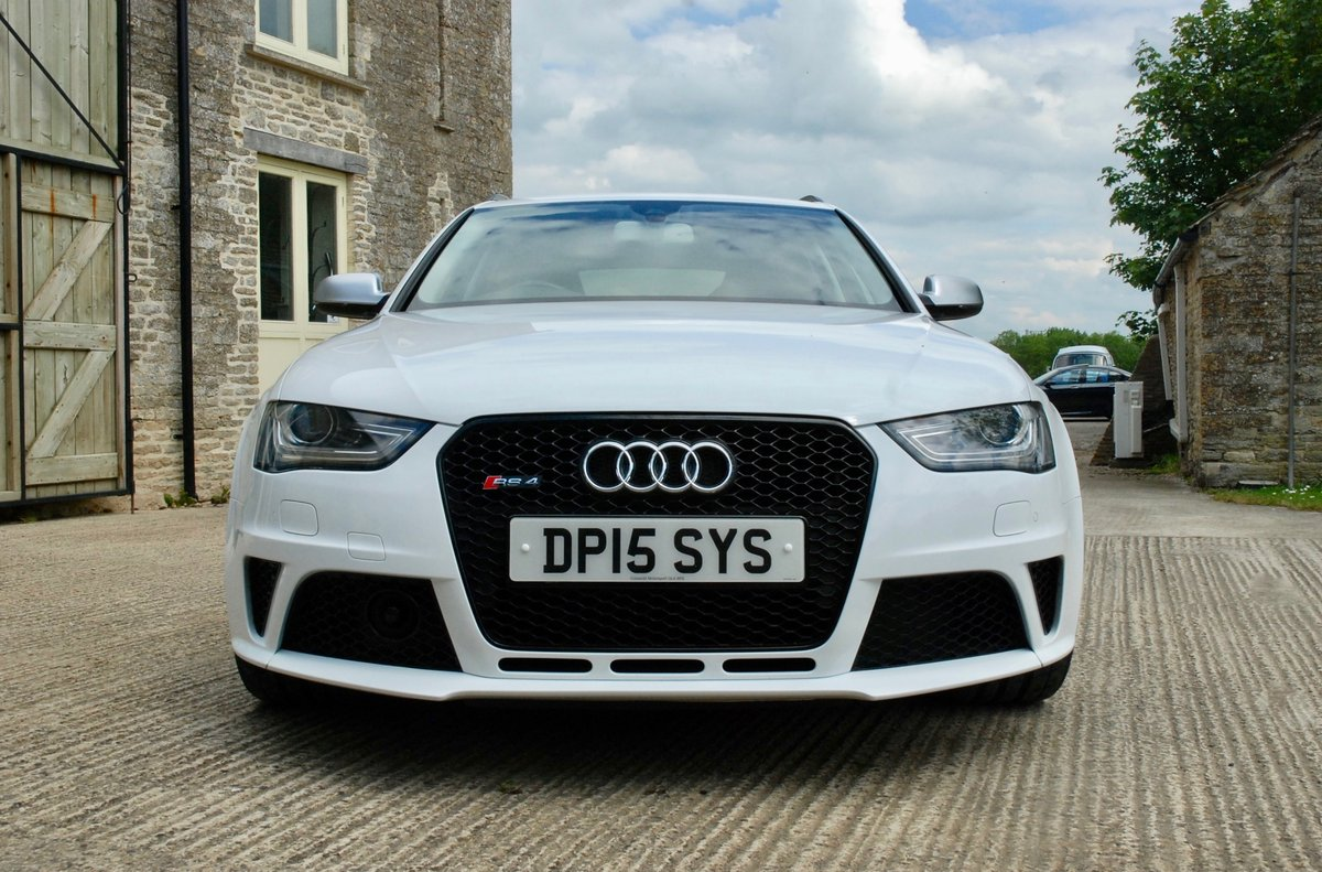 2015 AUDI RS4 4.2 V8 FSI AVANT  For Sale (picture 2 of 6)