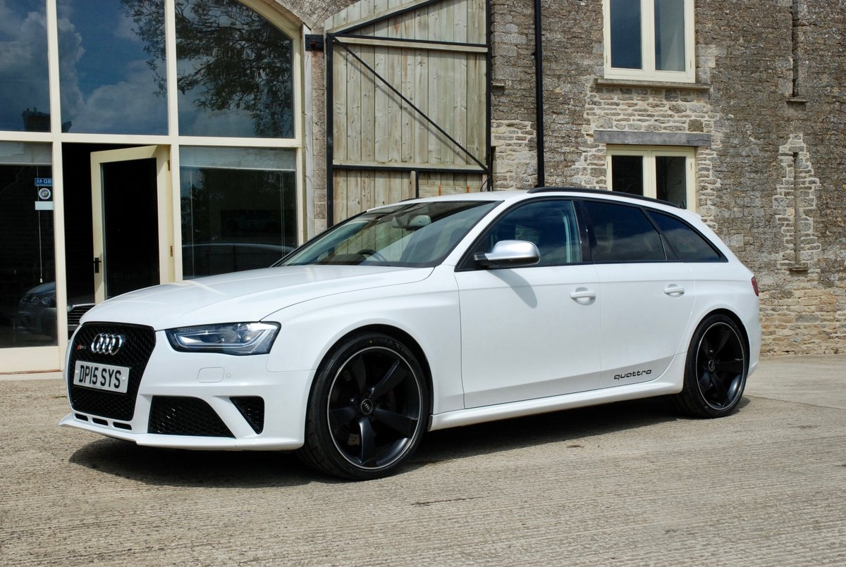 2015 AUDI RS4 4.2 V8 FSI AVANT  For Sale (picture 3 of 6)