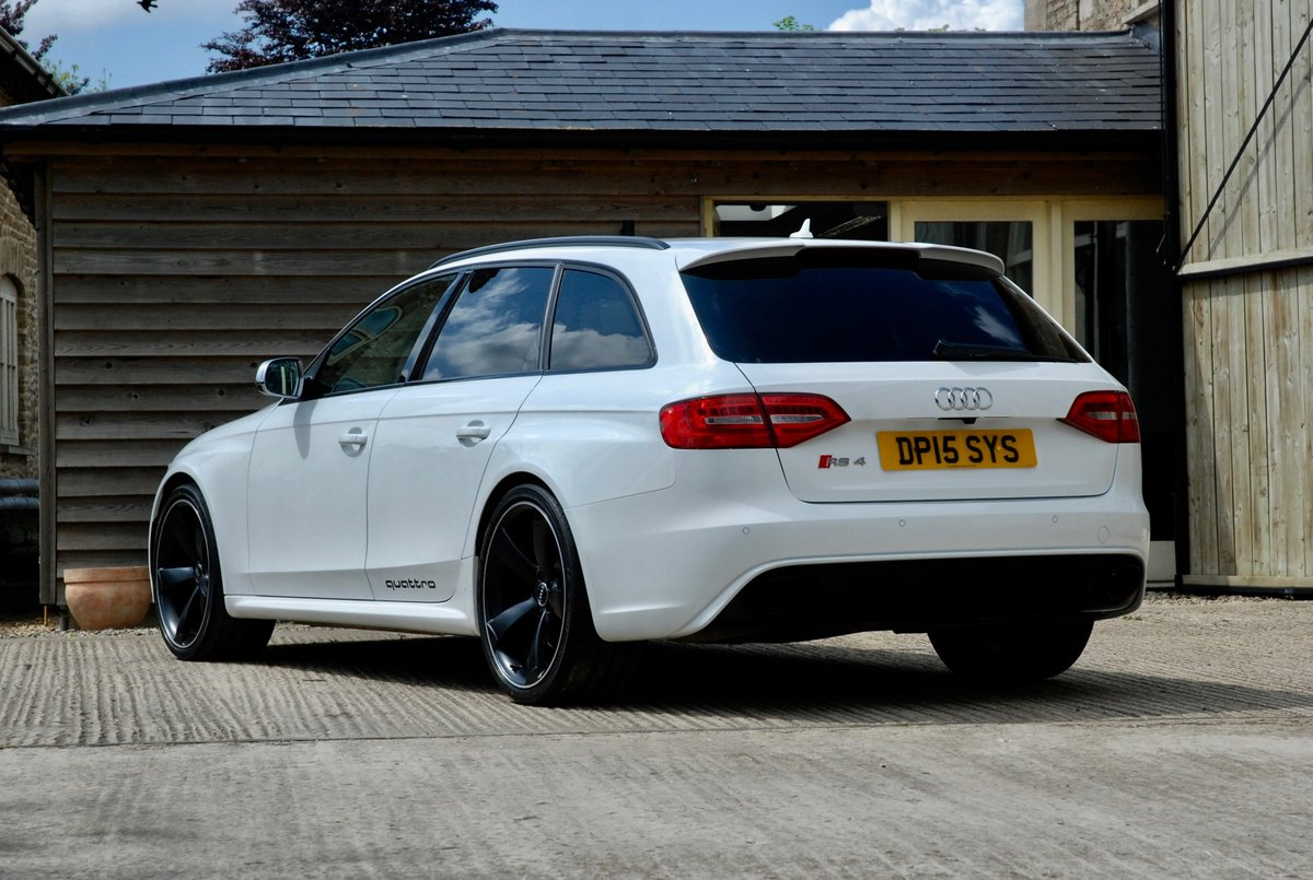 2015 AUDI RS4 4.2 V8 FSI AVANT  For Sale (picture 4 of 6)