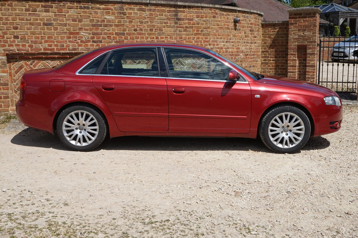 AUDI A4 SALOON 1.9 TDI DIESEL MANUAL 2007/57 For Sale (picture 6 of 6)