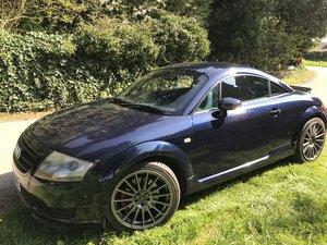 2002 52 Reg Audi TT 1.8T Quattro 225hp