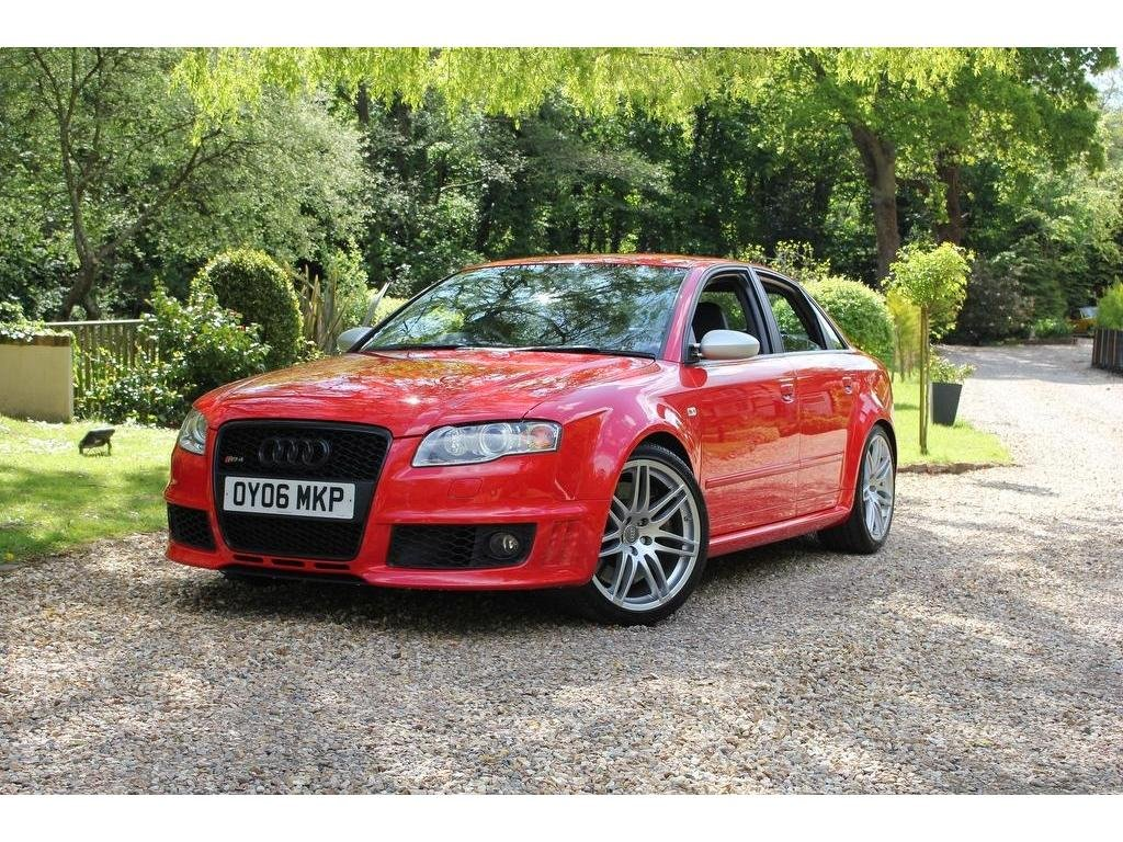 2006 Audi RS4 Saloon 4.2 quattro 4dr IMMACULATE CONDITION For Sale (picture 1 of 1)