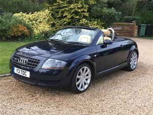 Audi TT roadster 2003 classic model 225 bhp stunning rare  For Sale