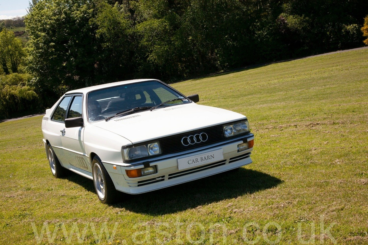 1986 Audi Quattro 2.2L 10v For Sale (picture 1 of 6)