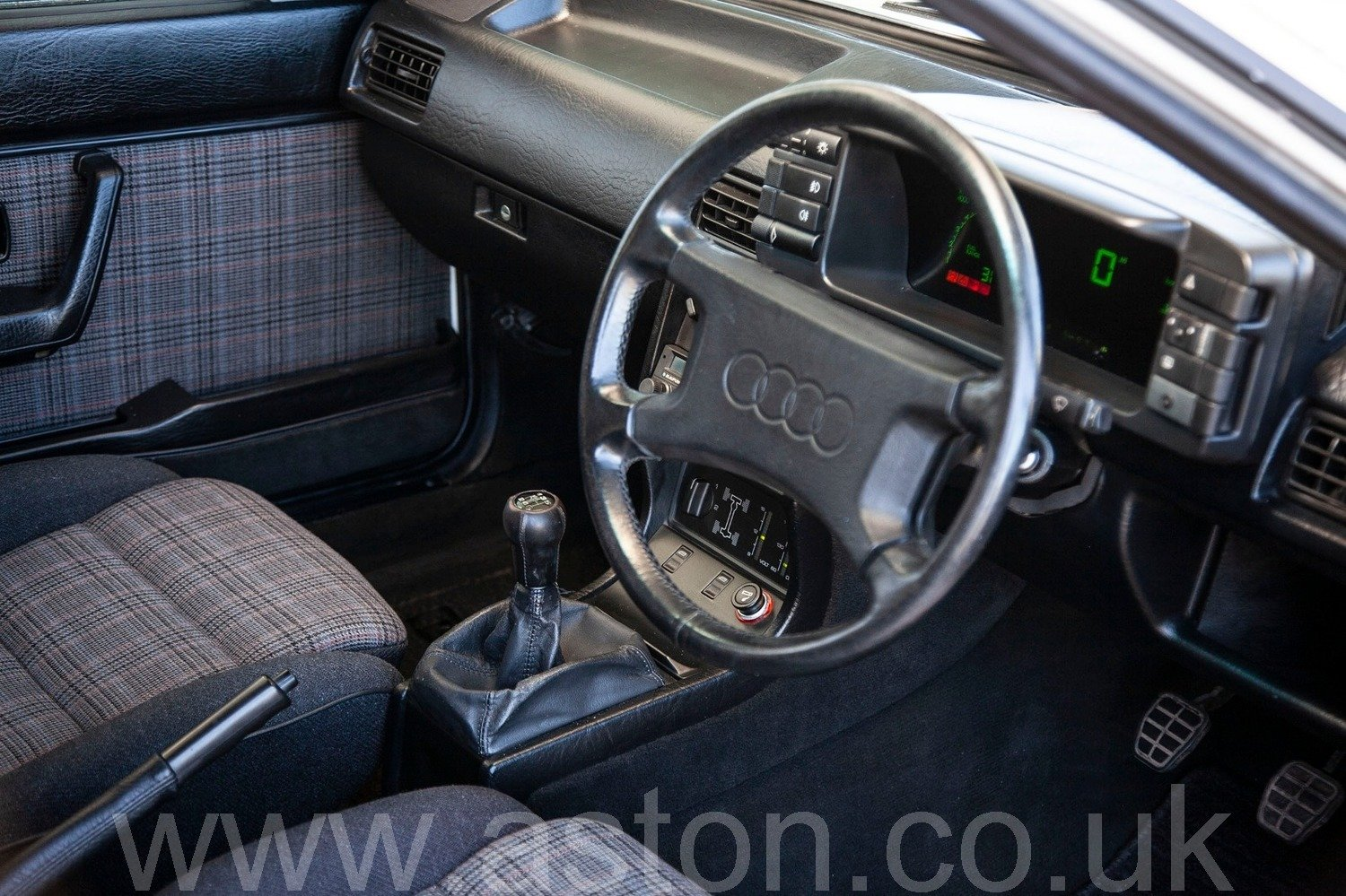 1986 Audi Quattro 2.2L 10v For Sale (picture 3 of 6)