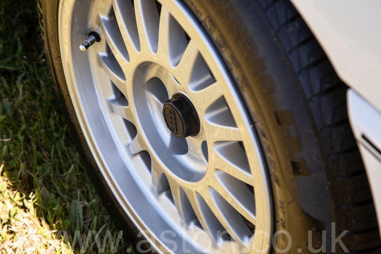 1986 Audi Quattro 2.2L 10v For Sale (picture 4 of 6)
