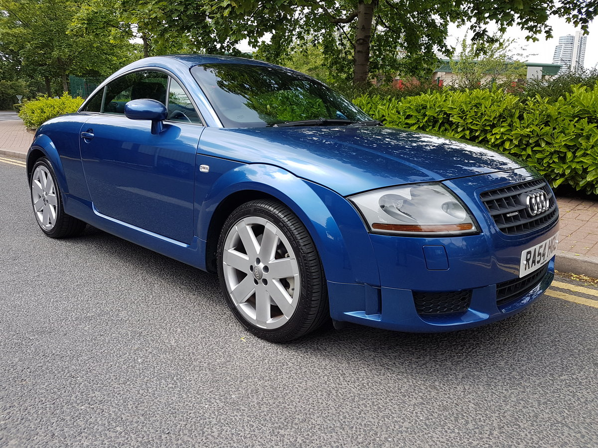 2004 AUDI TT 3.2 DSG. For Sale (picture 1 of 6)