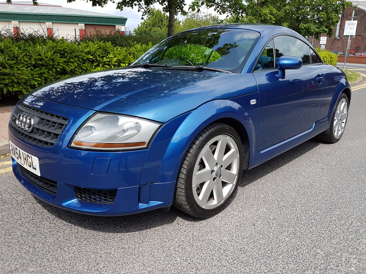 2004 AUDI TT 3.2 DSG. For Sale (picture 2 of 6)