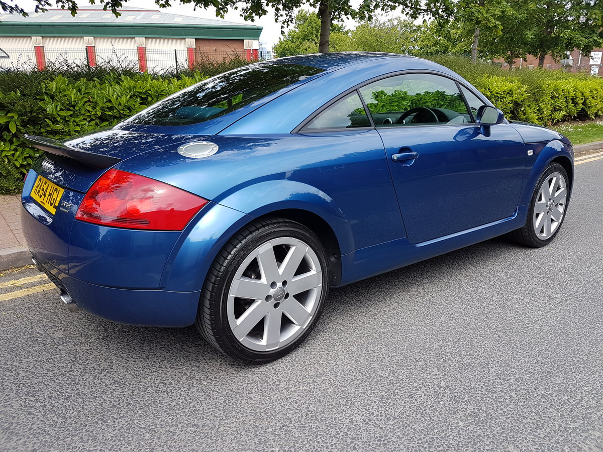 2004 AUDI TT 3.2 DSG. For Sale (picture 3 of 6)