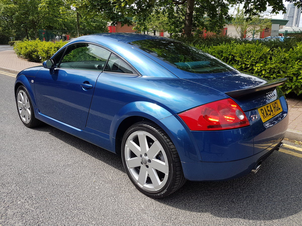 2004 AUDI TT 3.2 DSG. For Sale (picture 4 of 6)