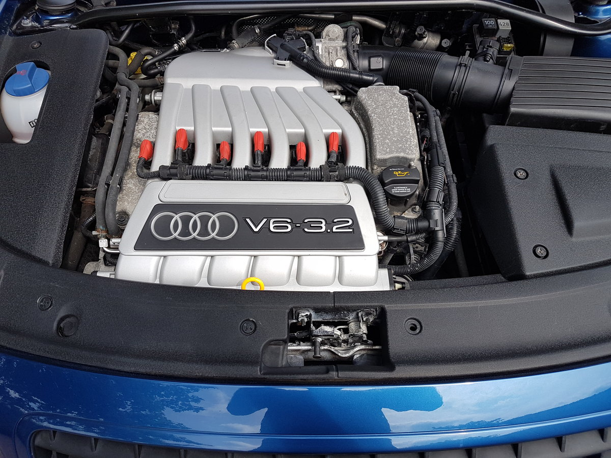 2004 AUDI TT 3.2 DSG. For Sale (picture 6 of 6)