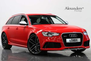 2014 64 Audi RS6 Avant 4.0 TFSI Tiptronic For Sale